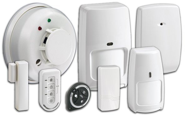 Alarm Systems - Honeywell Wireless Alarms