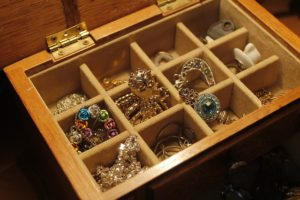 image of secure jewellry