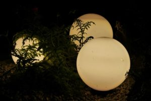 image of outdoor lights